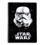 libreta a4 stormtrooper
