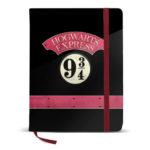 cuaderno A5 Hogwarts express