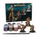 Stormcast Eternals + Set de pintura