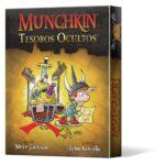munchkin tesoros ocultos