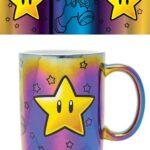 taza estrella mario
