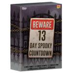 calendario adviento terror
