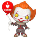 pop pennywise con globo