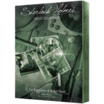 Sherlock Holmes Irregulares de Baker