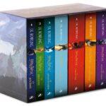 harry potter pack todos los libros